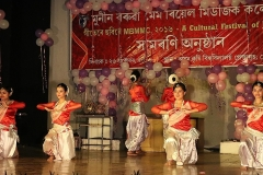 Group Dance Performance in the Annual Program, 2016.