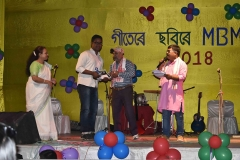 Arshad Hussain won 1st prize for Photography Competition, 2018