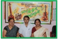 Dr. Anil Saikia Kahini Geet in our Summer Workshop, 2012