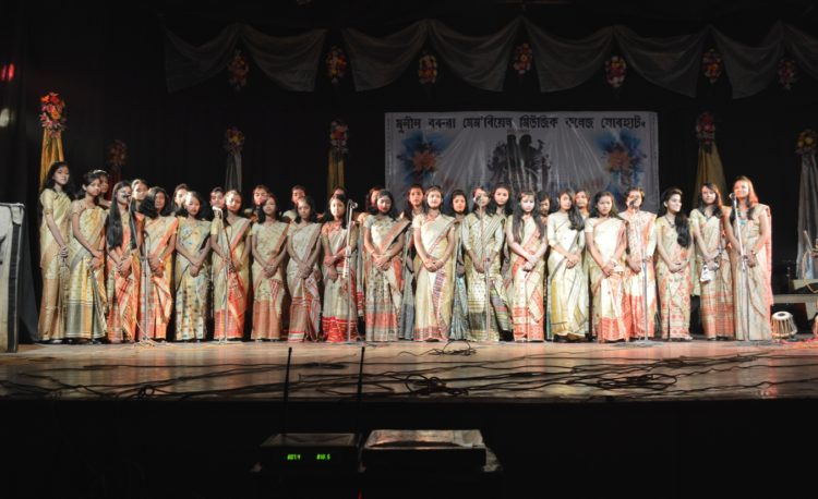 Performance by MBMMC students in Annuak Program 2015